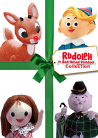Rudolph Collection DVD Cover (FAKE) by MovieStar1999