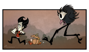 Don't starve by SeaGerdy