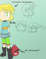 DHT: Erin n' Bobo Ref. by Natsumi-chan0wolf