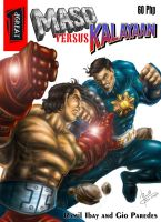 Maso vs. Kalayaan cover by dGREAT1
