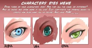 Eyes memes by LoOlly-POop