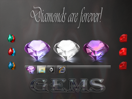 Gems start buttons for 7. by Fiazi