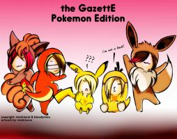 the GazettE - Pokemon Edition by michikurai