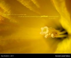 Randall Jarrell Yellow by Special-K-001