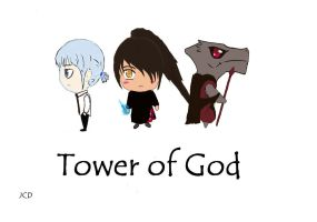 Chibi - Tower of God by jreydomat