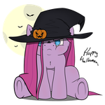 Halloween Pinkamena 2016 by UnderwoodART