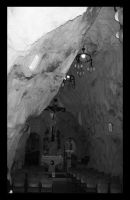 Church in the Cave 4 by KioraKeller
