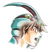 Guyver by cookpix