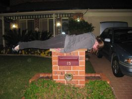 Planking by dancefever92