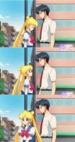 Sailor Moon Crystal- Act6 Usagi x Mamoru by SairlorMoonFans