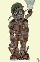 Steambot colour by wookieebasher