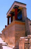 Knossos by gzacharioudakis