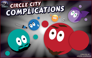 CIRCLE CITY COMPLICATIONS by simpleCOMICS