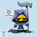 skeletor shirt by a-archer
