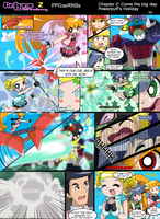 Onlyne Z: chap.2- Powerpuff holiday pag 10 by BiPinkBunny