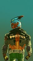 The Rocketeer by Ro-ol