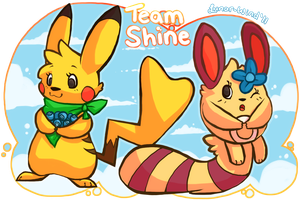 AT: Team Shine by Lunar-Wind