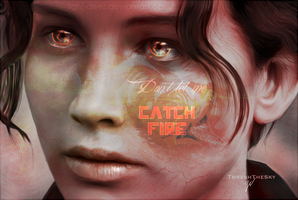 Don't let me catch fire by EmmTie