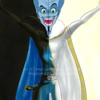 Megamind: Good and Evil by Mao-Lee