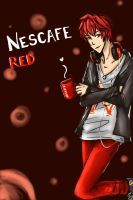 Nescafe RED by VannessW