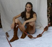 Shorts and Boots ::Stock 45:: by spiked-stock