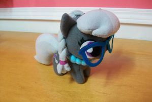 Silver Spoon Chibi Pony by happybunny86