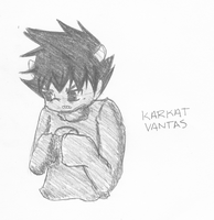 Karkat looks adorbs in a giant sweater... by MikeyWayluver013