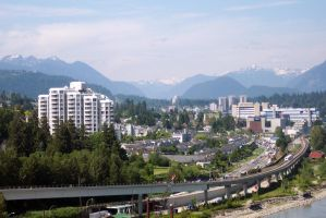 New Westminster by Seiren