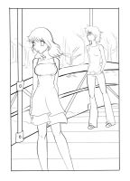 MD2: Chapter 1 Lineart by rukiaprincess