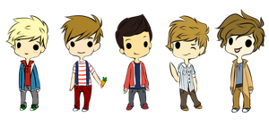 here have a 1D by sherbi