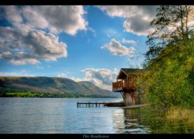 The Boathouse Ulswater 194-9d by mym8rick