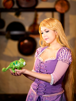 Disney Tangled - Rapunzel 7 by KiaraBerry