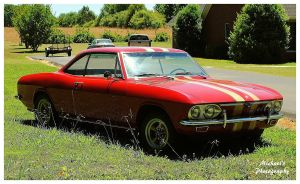 A Sharp Corvair by TheMan268