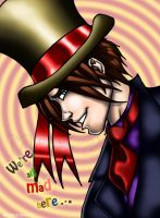Mad Hatter by IndyScribbable