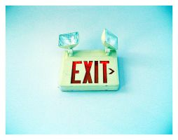 EXIT by vicexversa