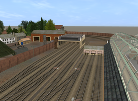 The Carriage Sheds by TheAusterityEngine