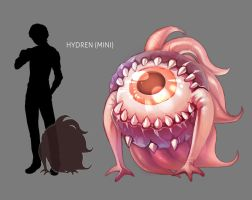 Hydren mini by tooaya