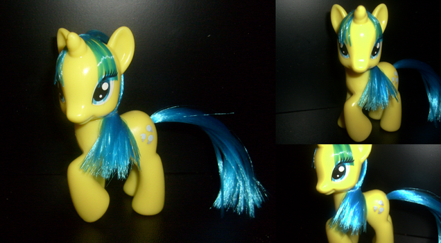 Blind Bag to Brushable - Electric Sky by bonecake