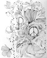 PEACE FOR EVERYONE by GeaAusten