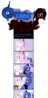Luna And Alucard Shorts 2 - Can We Keep Him? by ArdonSword