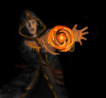 Fire-mage by Foxz0r