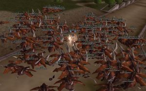 me being ba on lineage 2 dead by admin-computer