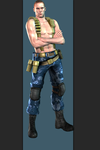 XPS - RE6 - Jake Wolf Force by henryque999