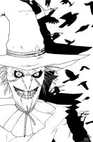 The Scarecrow by dymartgd