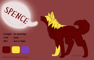 SPENCE by chaopets