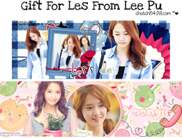 [11.10.2013] YoonA - Gift For Les by chutchi54