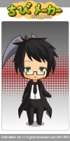ChibiMaker William T. Spears by PH-mexicanfangirl17