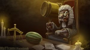 Judge Trundle by MaTTcomGO