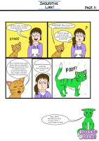 Inquisitive Link page 11 by Froodals