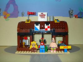 The Krusty Krab by PicsforBricks